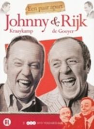 Johnny & Rijk - Een Paar Apart (3DVD)