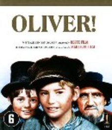 OLIVER! BILINGUAL // W/ MARK LESTER, OLIVER REED, RON MOODY MOVIE, Blu-Ray