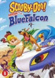 Scooby Doo - Mask of the blue falcon, (DVD) .. BLUE FALCON - BILINGUAL/PAL/REGION 2 ANIMATION, DVD