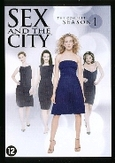 Sex and the city - Seizoen 1, (DVD) BILINGUAL /CAST: SARAH JESSICA PARKER, KIM CATTRALL