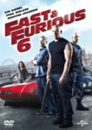 Fast & furious 6, (DVD) BILINGUAL/CAST: VIN DIESEL, DWAYNE JOHNSON, PAUL WALKER MOVIE, DVDNL