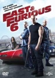Fast & furious 6, (DVD) BILINGUAL/CAST: VIN DIESEL, DWAYNE JOHNSON, PAUL WALKER MOVIE, DVDNL