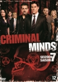 Criminal Minds - Seizoen 7 (5DVD)