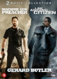 Machine gun preacher/Law abiding citizen, (DVD) .. MACHINE GUN PREACHER MOVIE, DVDNL