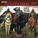 ARABESQUES/DITYRAMBS/ELEG HAMISH MILNE