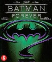 Batman forever, (Blu-Ray) BILINGUAL // W/ VAL KILMER & TOMMY LEE JONES MOVIE, BLURAY