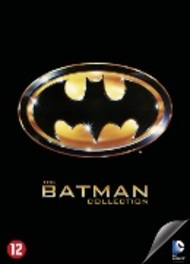 Batman collection, (DVD) BILINGUAL MOVIE, DVDNL