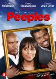 Peeples, (DVD) PAL/REGION 2 // W/ CRAIG ROBINSON, KERRY WASHINGTON MOVIE, DVDNL