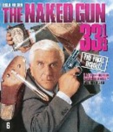 Naked gun 33 1/3, (Blu-Ray) BILINGUAL // W/ LESLIE NIELSEN, PRISCILLA PRESLEY MOVIE, BLURAY