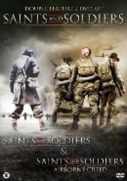 Saints and soldiers 1 & 2, (DVD) CAST: ALEXANDER NIVER, CORBIN ALLRED MOVIE, DVDNL