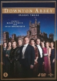 Downton abbey - Seizoen 3, (DVD) BILINGUAL - CAST: MAGGIE SMITH,HUGH BONNEVILLE TV SERIES, DVDNL