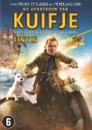 De avonturen van Kuifje: het geheim van de Eenhoorn (DVD)