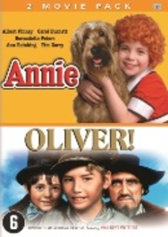 Annie/Oliver, (DVD) PAL/REGION 2 MOVIE, DVD