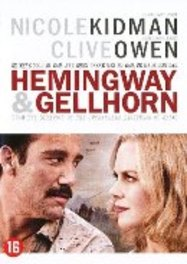 Hemingway & Gellhorn, (DVD) PAL/REGION 2 // W/ NICOLE KIDMAN, CLIVE OWEN MOVIE, DVD