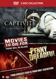 Captivity/Penny dreadful, (DVD) PAL/REGION 2