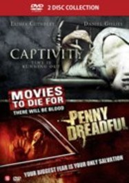 Captivity/Penny dreadful, (DVD) PAL/REGION 2 MOVIE, DVDNL