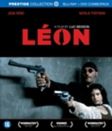 Leon, (Blu-Ray) ALL REGIONS // W/ JEAN RENO,GARY OLDMAN,NATALIE PORTMAN. MOVIE, BLURAY