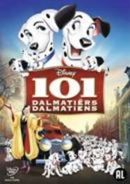 101 dalmatiers, (DVD) PAL/REGION 2-BILINGUAL ANIMATION, DVDNL