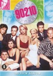 Beverly Hills 90210 - Seizoen 5, (DVD) PAL/REGION 2 TV SERIES, DVD