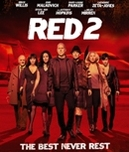 RED 2, (Blu-Ray) CAST: BRUCE WILLIS, JOHN MALKOVICH