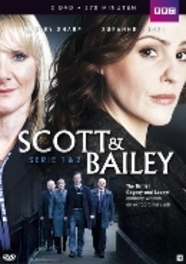 Scott & Bailey - Seizoen 1+2 (4DVD)