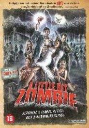 Little bit zombie, (DVD) PAL/REGION 2 // W/ KRISTOPHER TURNER, CRYSTAL LOWE MOVIE, DVDNL