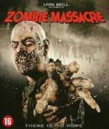 Zombie massacre, (Blu-Ray) W/ UWE BOLL, TARA CARDINAL MOVIE, Blu-Ray