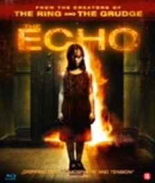 Echo, (Blu-Ray) W/ JESSE BRADFORD, AMELIA WARNER MOVIE, Blu-Ray