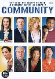 Community - Seizoen 1, (DVD) CAST: JOEL MCHALE, CHEVY CHASE TV SERIES, DVD