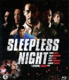 Sleepless night, (Blu-Ray) BY FREDERIC JARDIN MOVIE, Blu-Ray