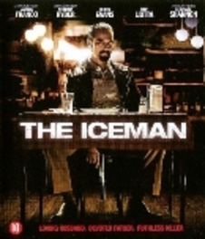 Iceman, (Blu-Ray) ALL REGIONS // W/ MICHAEL SHANNON, WINONA RYDER MOVIE, BLURAY