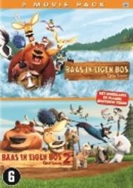Baas in eigen bos/Baas in eigen bos 2 , (DVD) PAL/REGION 2 ANIMATION, DVDNL