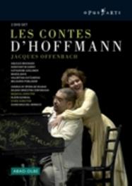 LES CONTES D HOFFMANN, OFFENBACH, GUINGAL, A. NTSC/ALL REGIONS // W/BILBAO ORCHESTRA/A.GUINGAL DVD, J. OFFENBACH, DVDNL