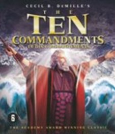 Ten Commandments (1956) (Blu-ray)