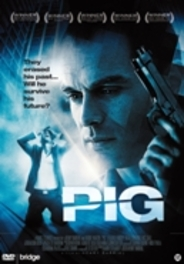 Pig, (DVD) PAL/REGION 2 // W/ KEITH DIAMOND, INES DALI MOVIE, DVDNL
