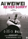 Ai Weiwei - Never sorry, (DVD)
