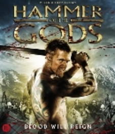Hammer of the gods, (Blu-Ray) W/ CHARLIE BEWLEY, CLIVE STANDEN MOVIE, BLURAY