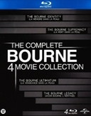 BOURNE 1-4 BOXSET