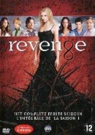 Revenge - Seizoen 1, (DVD) BILINGUAL /CAST: JOSHUA BOWMAN, MADELEINE STOWE TV SERIES, DVDNL