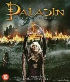 Paladin 2 - The crown and the dragon, (Blu-Ray) .. THE DRAGON // BY ANNE K. BLACK MOVIE, BLURAY