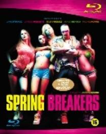 Spring breakers, (Blu-Ray) CAST: SELENA GOMEZ, VANESSA HUDGENS MOVIE, Blu-Ray