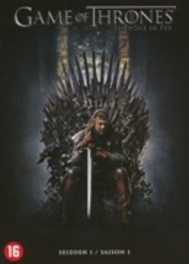 Game of thrones - Seizoen 1, (DVD) BILINGUAL /CAST: SEAN BEAN, KIT HARINGTON TV SERIES, DVDNL