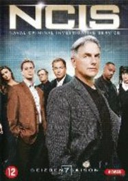 NCIS - Seizoen 7, (DVD) BILINGUAL /CAST: MARK HARMON, PAULEY PERRETTE TV SERIES, DVDNL