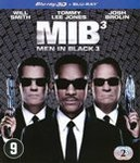 Men in black 3 (3D), (Blu-Ray)