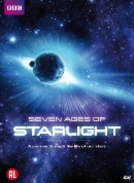 Seven ages of starlight, (DVD) PAL/REGION 2// A JOURNEY THROUGH THE LIFE OF OUR STARS DOCUMENTARY, DVDNL