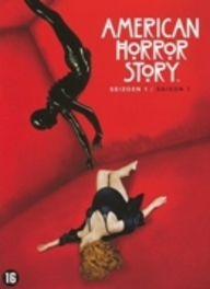 American horror story - Seizoen 1, (DVD) BILINGUAL // W/ EVAN PETERS, JESSICA LANGE TV SERIES, DVD