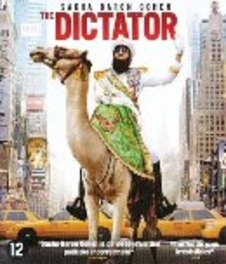 Dictator, (Blu-Ray) BILINGUAL // W/ SACHA BARON COHEN MOVIE, BLURAY
