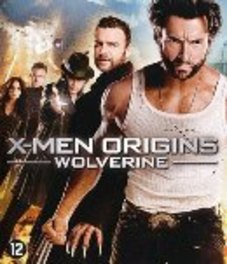 X-men origins - Wolverine, (Blu-Ray) BILINGUAL /CAST: HUGH JACKMAN, RYAN REYNOLDS MOVIE, Blu-Ray