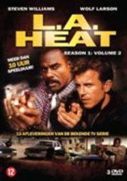 LA Heat - Seizoen 1 Deel 2 (3DVD)