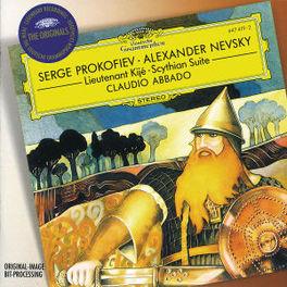 ALEXANDER NEVSKY -OBRAZTSOVA/L.S.O/ABBADO Audio CD, S. PROKOFIEV, CD
